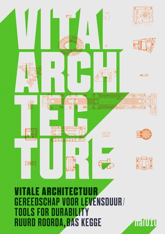 Vital Architecture: Tools for Durability, Cover Vital Architecture