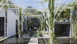 Pérgolas Vegetalizadas / Cong Sinh Architects