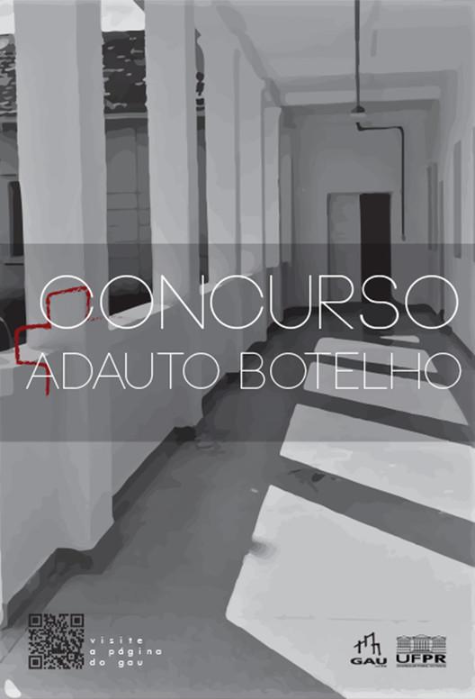 Concurso Hospital Adauto Botelho, Arte de Divulgação do Concurso Adauto Botelho