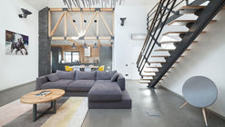 House Reconstruction for a Young Family / TSEH Architectural Group