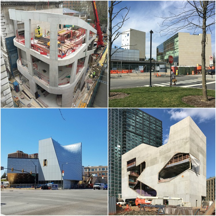 Steven Holl Architects To Complete Four Buildings This Year, © Steven Holl Architects