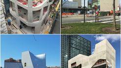 Steven Holl Architects completarán cuatro edificios este año