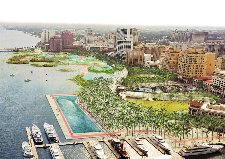 Ecosistema Urbano requalificará West Palm Beach em Miami, © Ecosistema Urbano