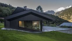 Cabin in Chamonix / Pierre Marchand Architects