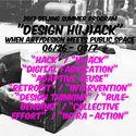 """""""DESIGN H(ij)ACK"""" When Art/Design Meet Public Space"""