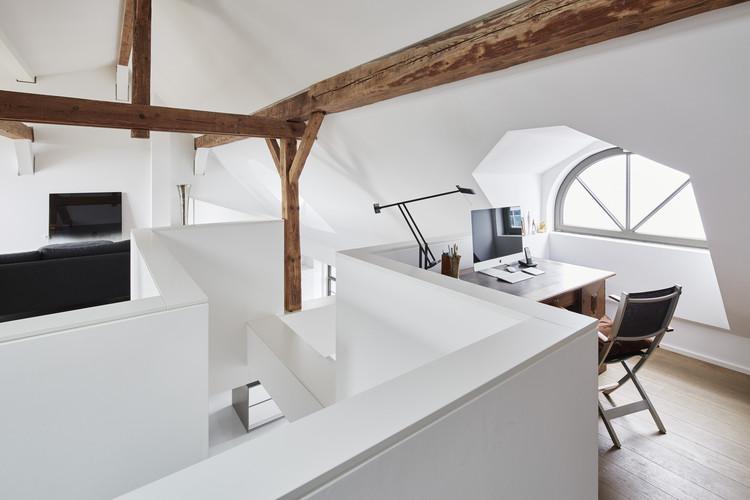 Main East Side Lofts / 1100 Architect, © Nikolas Koenig