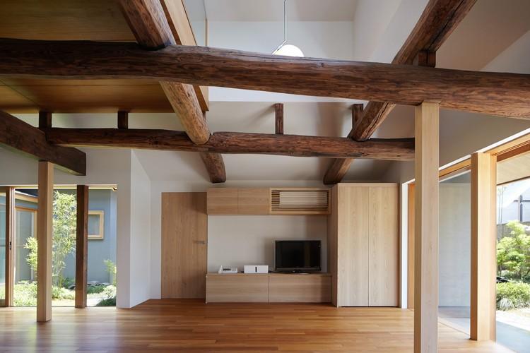 Casa na estrada de Saigoku  / Koyori + DATT, © Shohei Yoshida