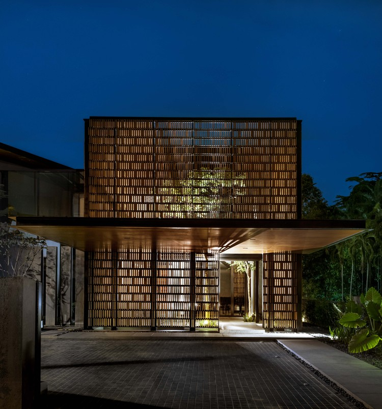 Casa 24 / Park + Associates, © Edward Hendricks