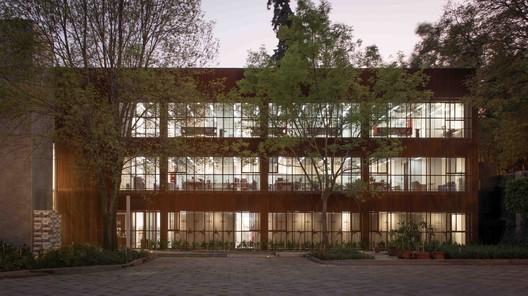 Centro Nacional para o Patrimônio Imobiliário / Victor Marquez