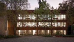 Center for the National Property Heritage / Victor Marquez