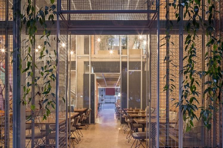 Restaurante Authoral / BLOCO Arquitetos, © Haruo Mikami