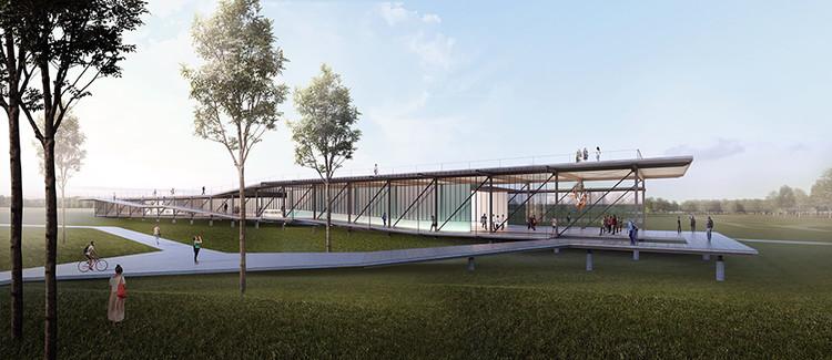Perspectivas do Chão: Novos olhares para os concursos de projeto de arquitetura no Brasil, Primeiro colocado no Concurso Casa da Sustentabilidade. Fonte: http://iabsp.hospedagemdesites.ws/casadasustentabilidade/index.php/premiados/