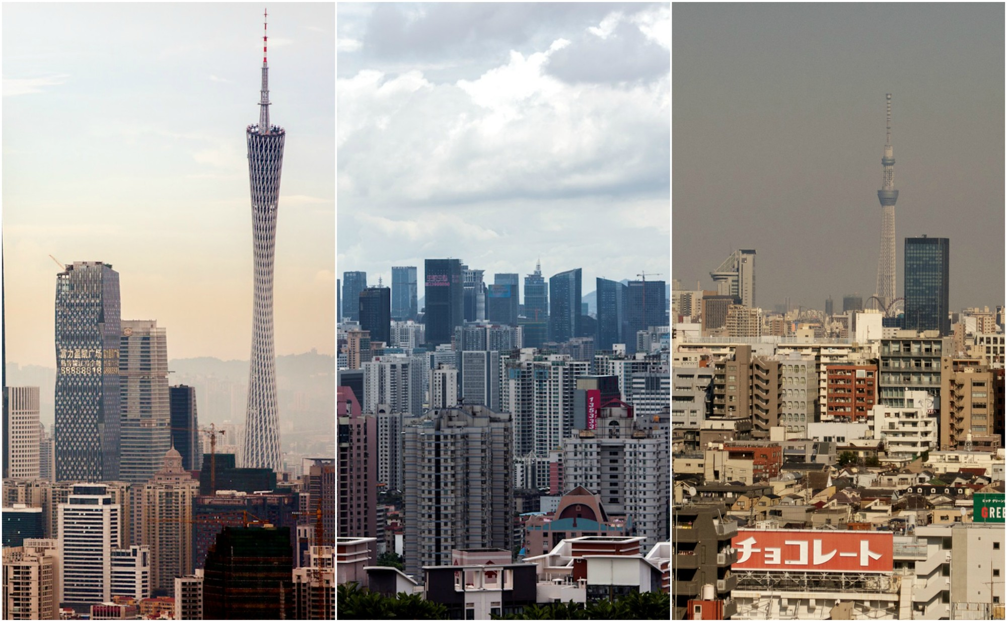 Which Cities Have the Most Skyscrapers?
