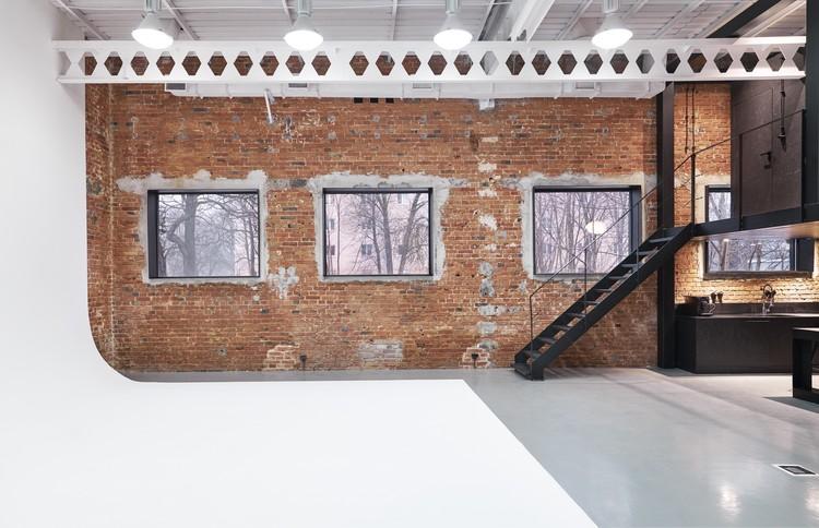 Estudio de Fotografía en Varsovia / Mess Architects, ©  Szymon Swietochowski