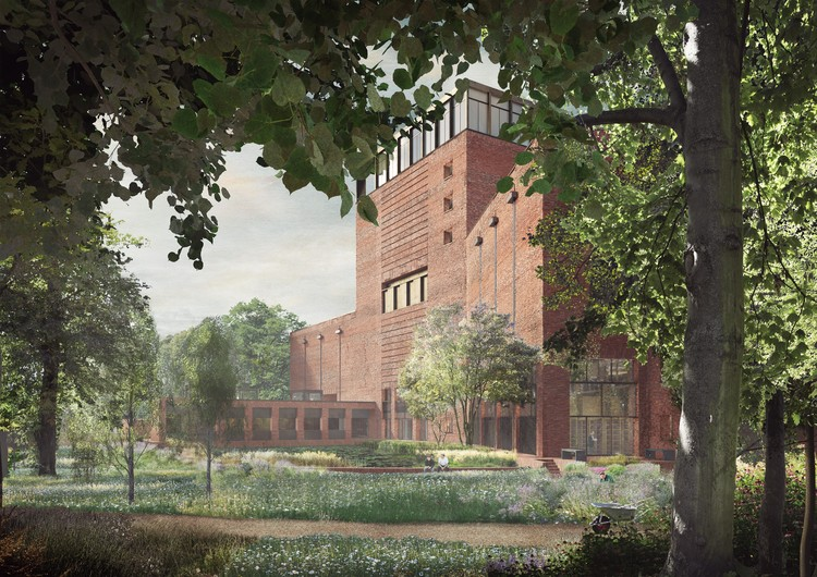 Wright & Wright's Lambeth Palace Library Consolidates Europe's Second Most Renowned Archive, © Wright & Wright Architects