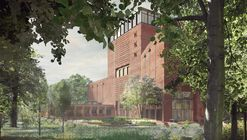 Wright & Wright's Lambeth Palace Library Consolidates Europe's Second Most Renowned Archive
