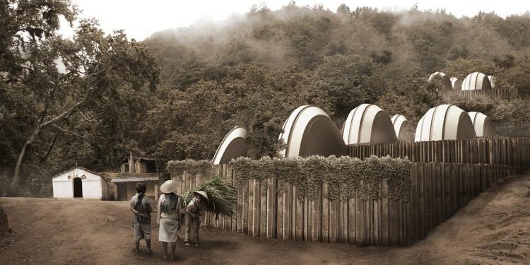 ¿Y si parametrizamos la vivienda de emergencia? Tres casos para un proyecto español, Cortesía de José Ángel Delgado Torres