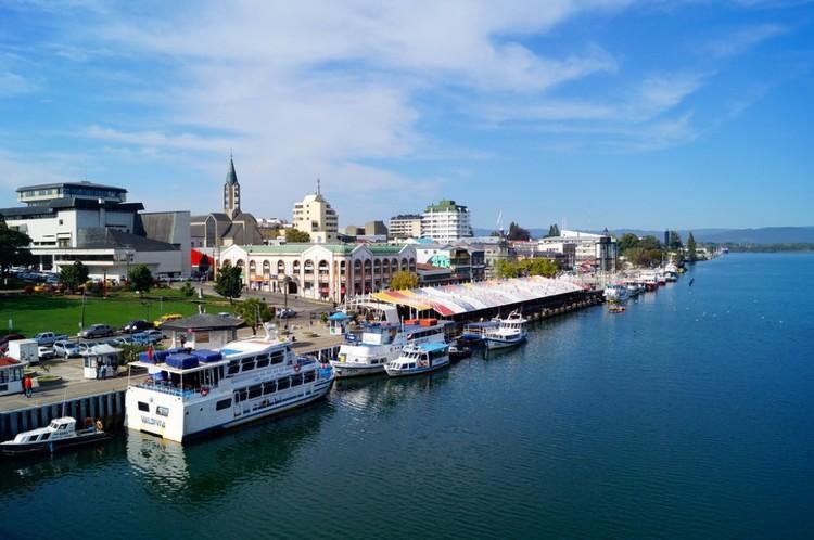 Os desafios enfrentados por 16 cidades latino-americanas para se tornarem sustentáveis, Valdivia, Chile. © Flickr de Matías Waldemar. Licença CC BY-NC 2.0