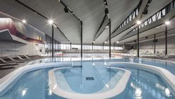 Aquatic Centre Sourcéane  / Auer Weber + CAAU