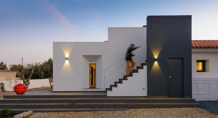 Monte da Lua House / Produção de Arquitectura , © Luís Henrique da Cruz