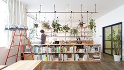 CHICHI Office / Koyori + Atelier Salt