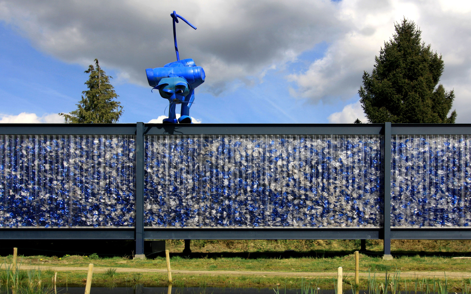 From recycled plastic waste to building material archdaily - Material de construccion ...