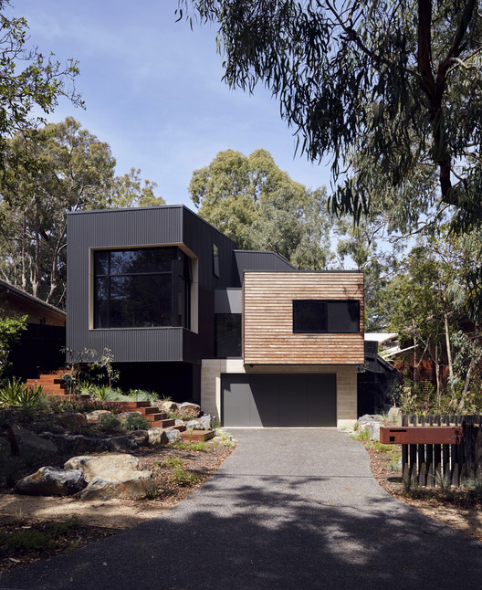Casa Blackburn / ArchiBlox, © Tom Ross