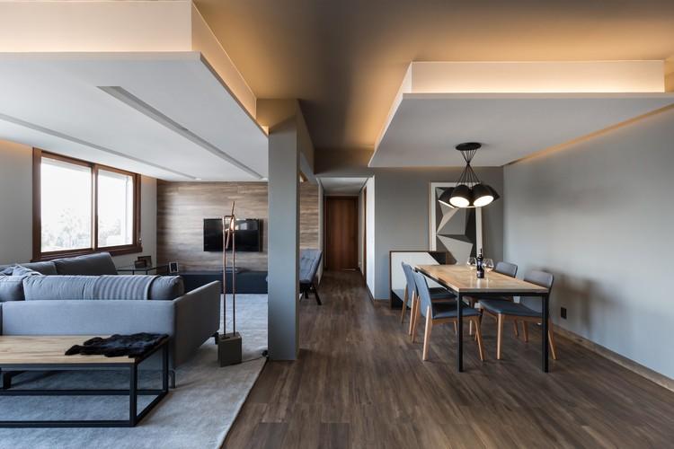 Apartamento Bom Fim / Arquitetura de Atmosfera, © Marcelo Donadussi