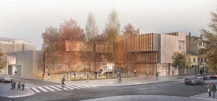 BCQ llevará a cabo su proyecto para la nueva Biblioteca de Vic, © BCQ Arquitectes