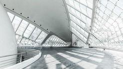 Calatrava pelas lentes de Joel Filipe