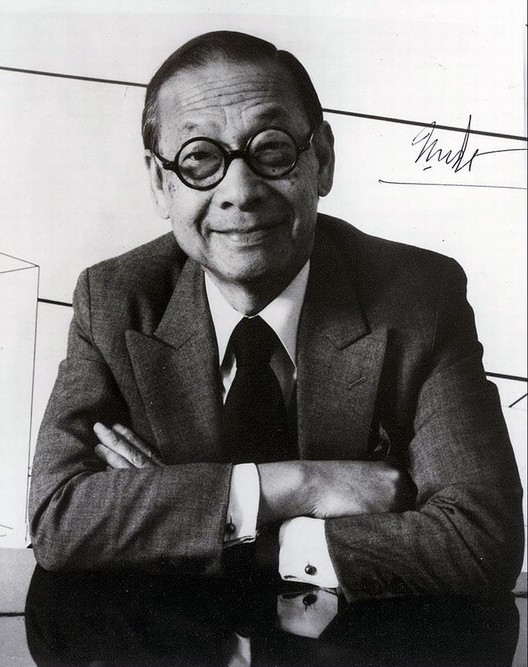 100 Años de I.M. Pei, I. M. Pei. Image © 準建築人手札網站 Forgemind ArchiMedia [Flickr], bajo licencia CC BY 2.0
