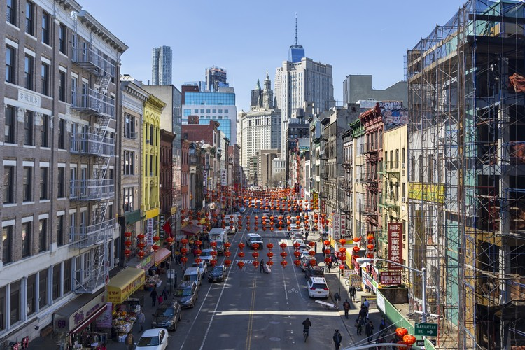 Call for Entries: Gateways to Chinatown, Chinatown (NYC DOT)
