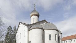 Monasterio ruso de San Jorge / Tchoban Voss Architekten