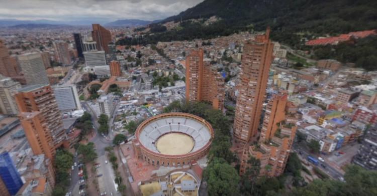 Recorre 5 lugares emblemáticos de Bogotá en estos videos 360º, vía Canal de Youtube El Tiempo 360ª