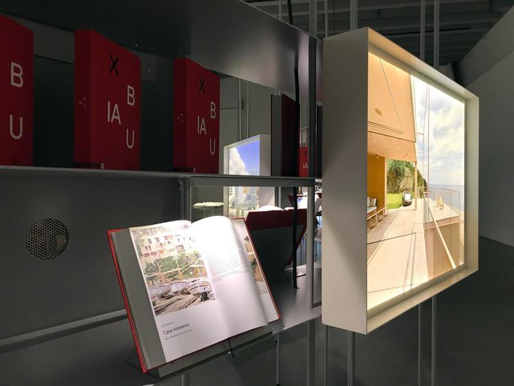 Trabalhos da X BIAU em exposição na Triennale di Milano, Exposición de la X BIAU en la Triennale di Milano. Image Cortesía de Bienales de Arquitectura