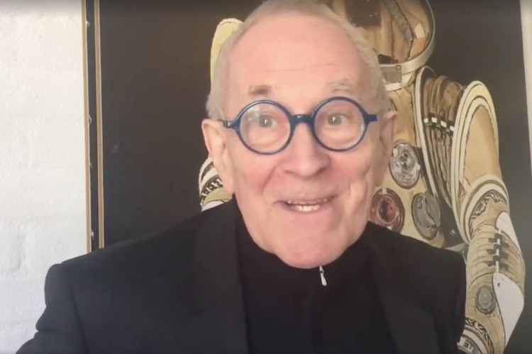 """Peter Cook's Advice For Young Architects: """"Get Out and Look!"""""""