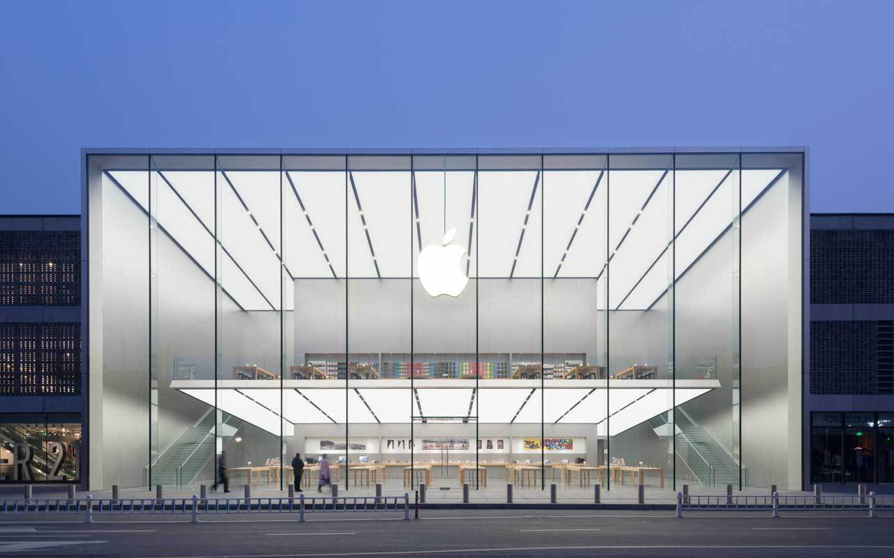 Gallery Of The Iconic Architecture Of Apple Retail Stores
