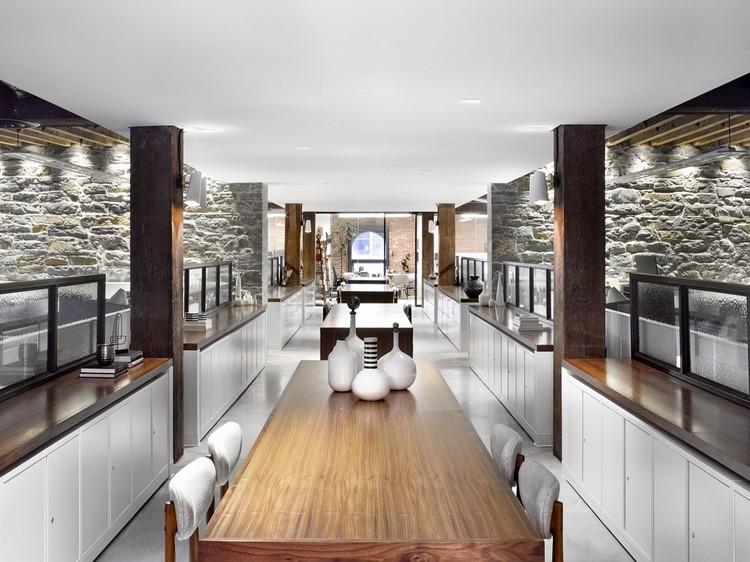 West Elm Corporate Headquarters Vm Architecture Design Archdaily
