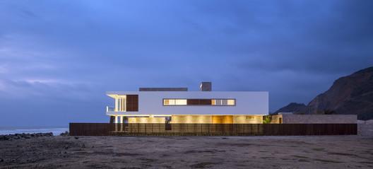 Residência Puerto Cayo / Gabriel Rivera Arquitectos