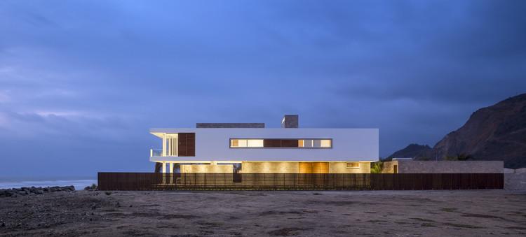 Casa Puerto Cayo / Gabriel Rivera Arquitectos, © Sebastián Crespo