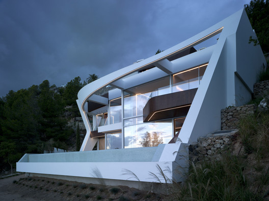 Vivienda en Altea Hills  / RGB arquitectos