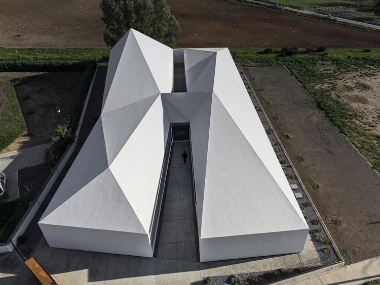 CID Center / NGNP arquitectos, © Jesús Granada