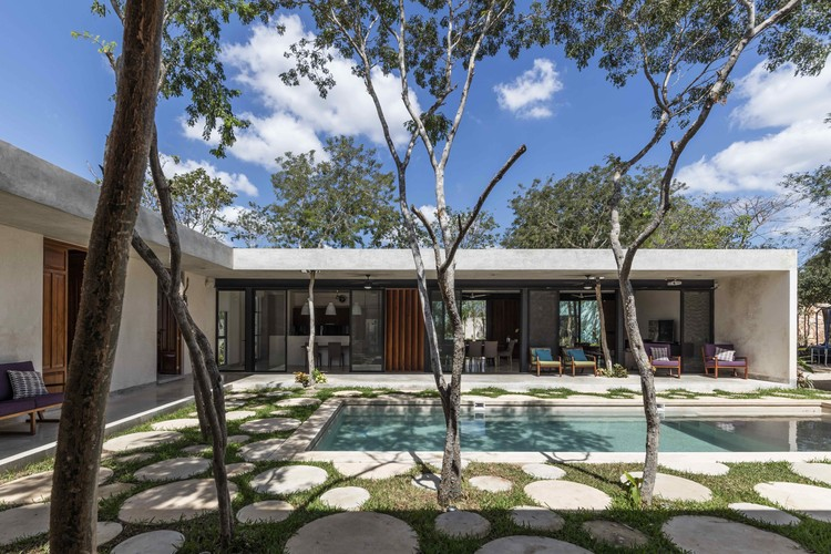Residência Canto Cholul  / Taller Estilo Arquitectura, © David Cervera