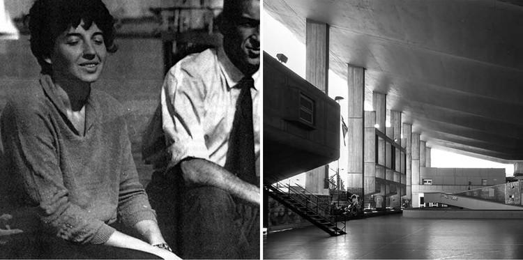 Mabel 'Lula' Lapacó: el brutalismo en la arquitectura argentina, vía Un Día | Una Arquitecta