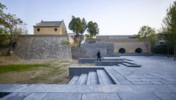 Five-Dragons Temple Environmental Refurbishment / URBANUS