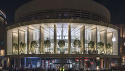 Apple Dubai Mall / Foster + Partners