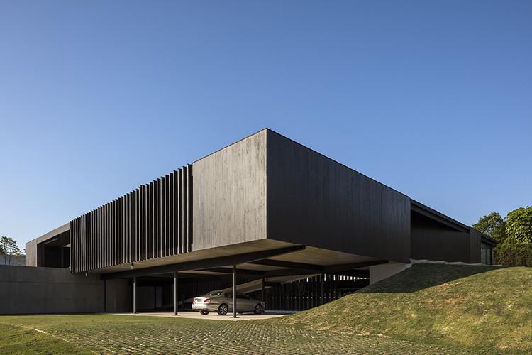 Maria & José House / Sergio Sampaio Arquitetura, © Leonardo Finotti