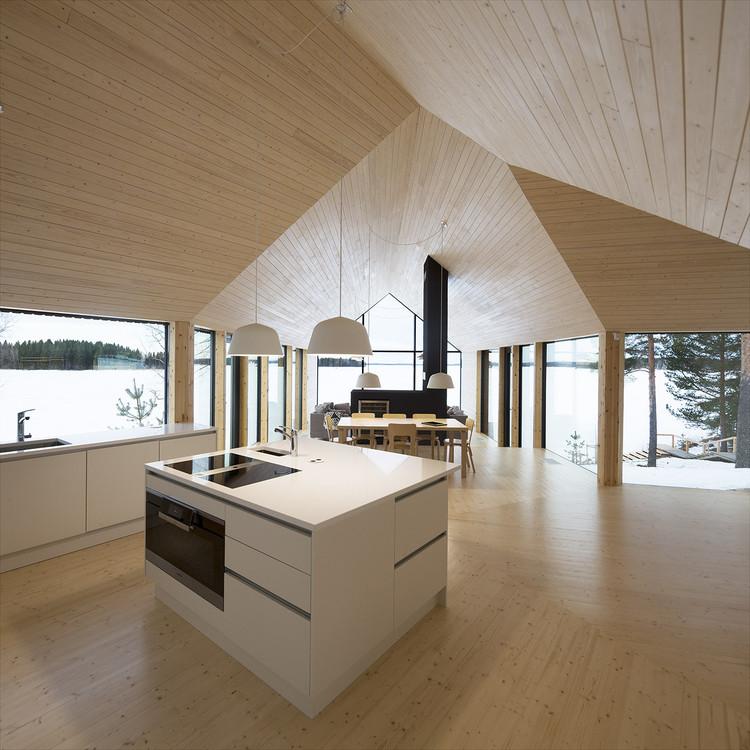 House Y / Arkkitehtitoimisto Teemu Pirinen, © Marc Goodwin