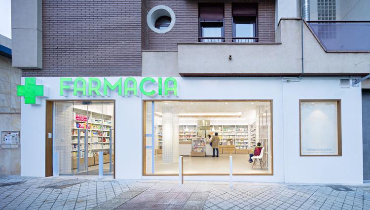 Albayda Pharmacy / avila arquitectos, © Javier Callejas