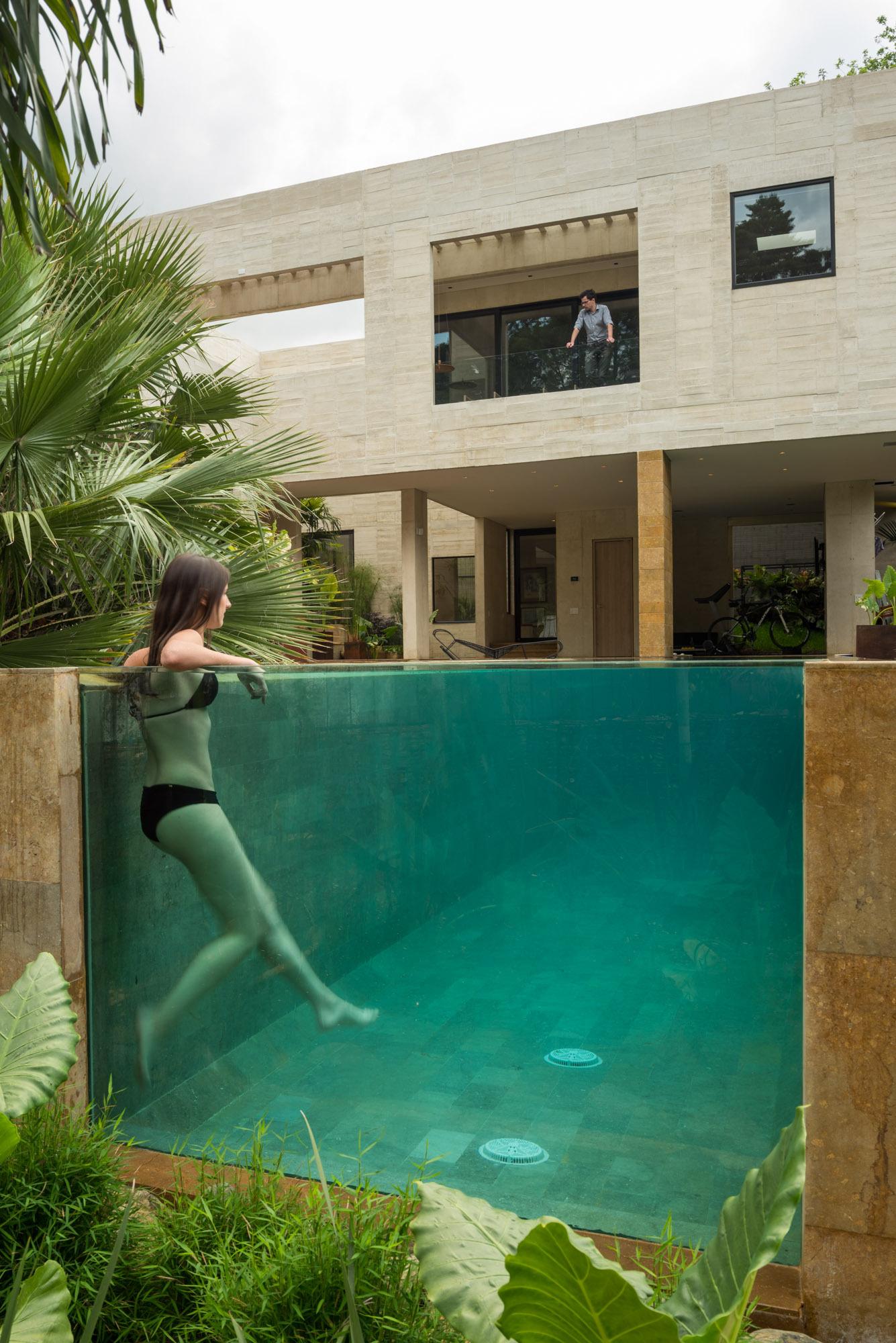Garden house connatural archdaily for Jardin chico casa